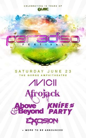 Paradiso Festival – 4/4/2012 Artist Announcment