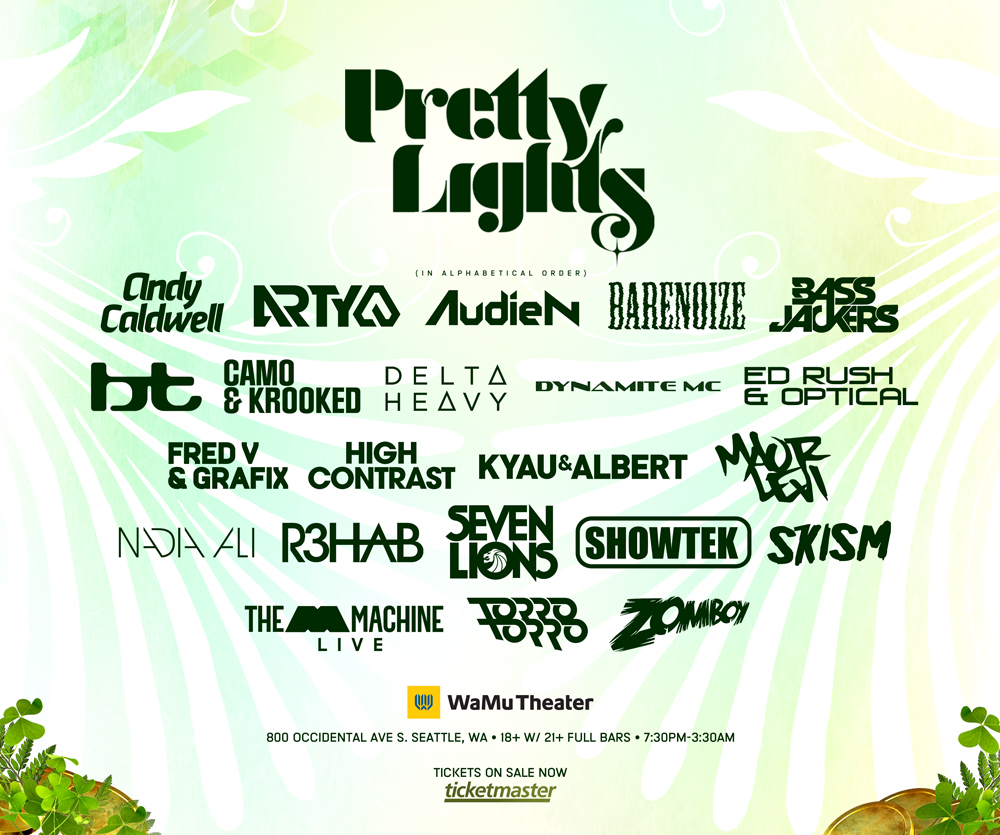 Lucky 2013:  Local Artists Announcement & Contest