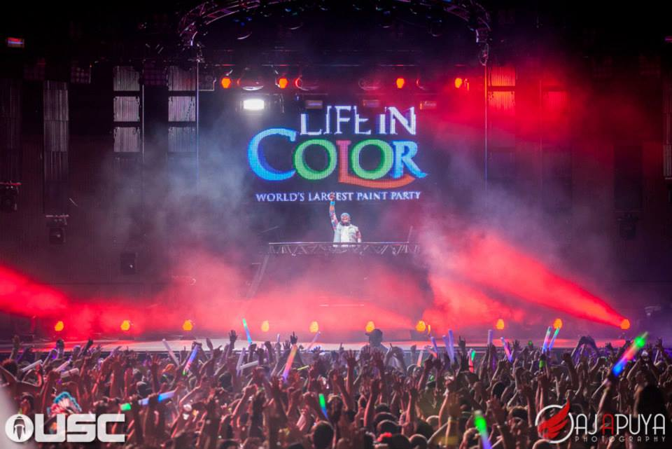 Life In Color 2013:  Safety & Attendance Recap