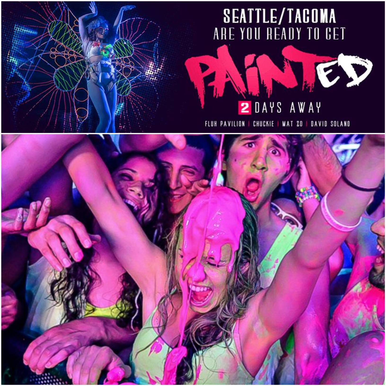 Seattle:  Are You Ready For the PAINT!
