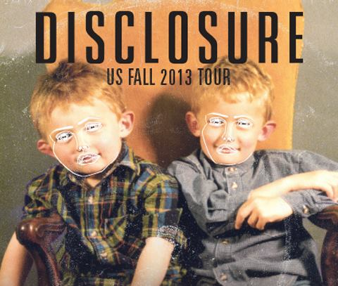 Disclosure:  US FALL 2013 tour at the Showbox Market!
