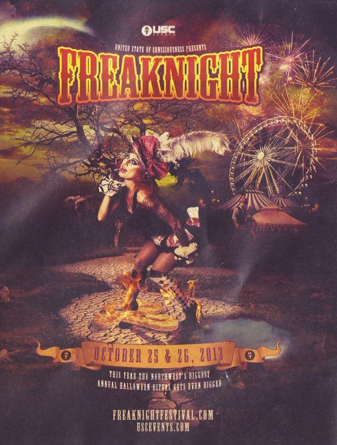 Freaknight 2013: Teaser
