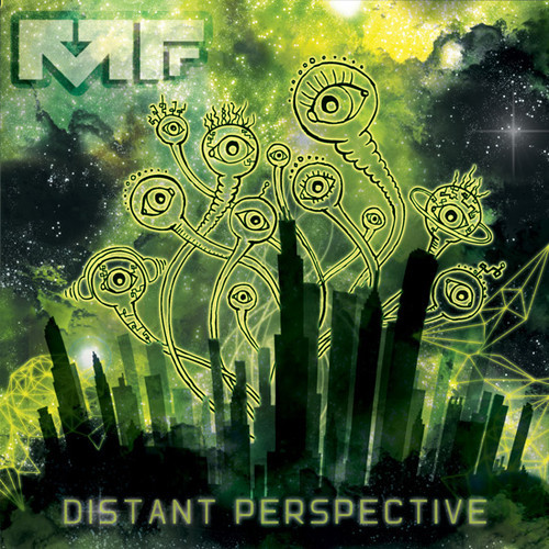 Manic Focus:  Distant Perspective Album