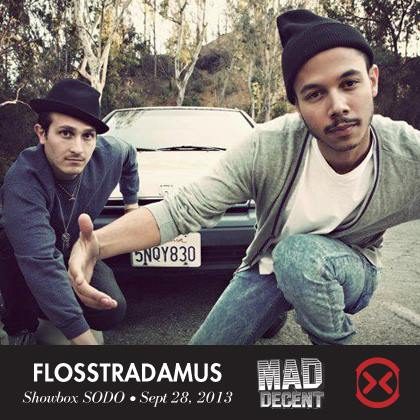 Decibel Festival 2013:  Flosstradamus Ticket Giveaway & dBx Ticketing Update
