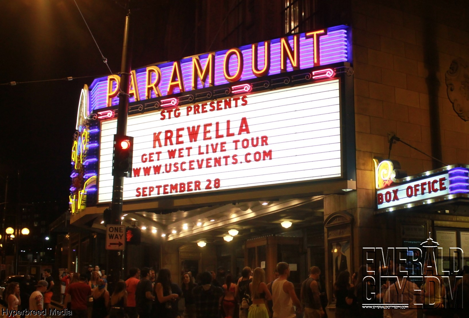 Krewella, Seven Lions & Candyland at the Paramount:  EmeraldCityEDM Event Review & Photo Gallery