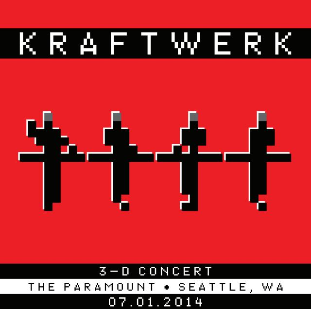 Kraftwerk 3-D, Robyn & Röyksopp, and Duke Dumont:  Sasquatch July (Cancelled) Rebookings!