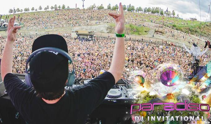Paradiso Festival 2014: Local DJ Invitational
