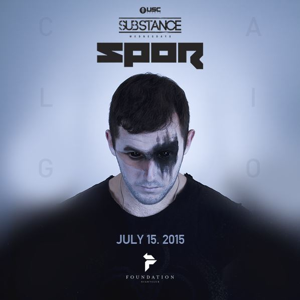 Spor: North American Tour at Foundation Nightclub