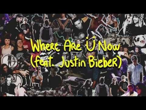 """Jack Ü """"Where Are Ü Now"""" featuring Justin Bieber: Kaskade Remix & Official Video"""