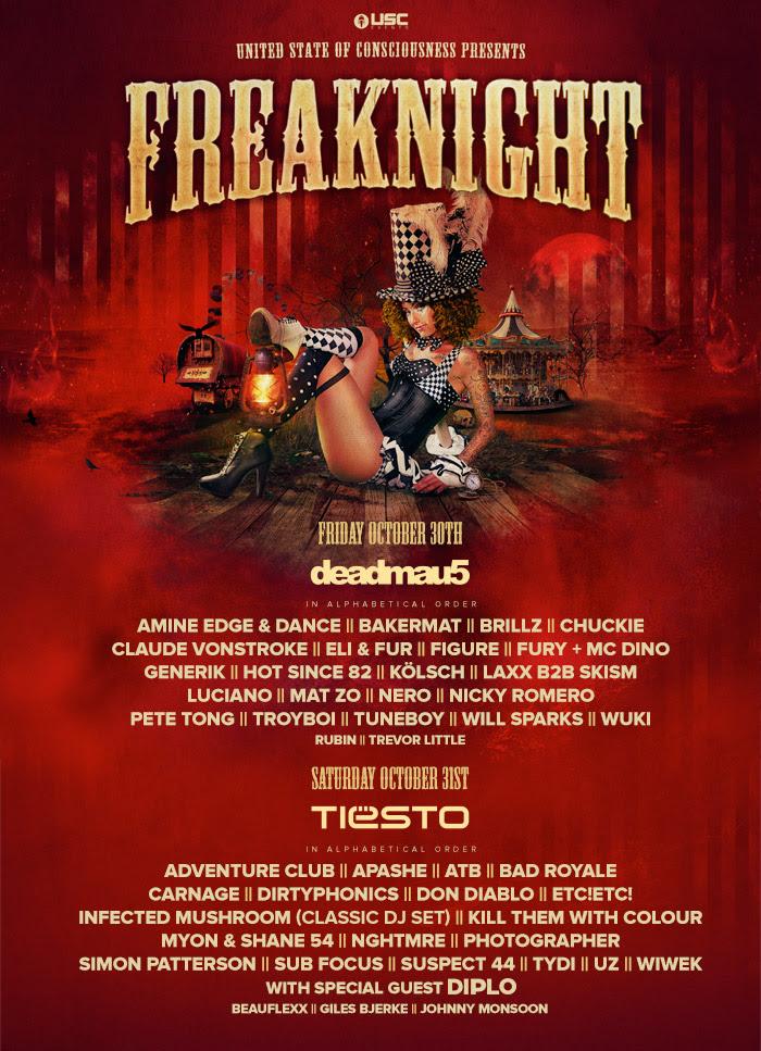 FreakNight 2015