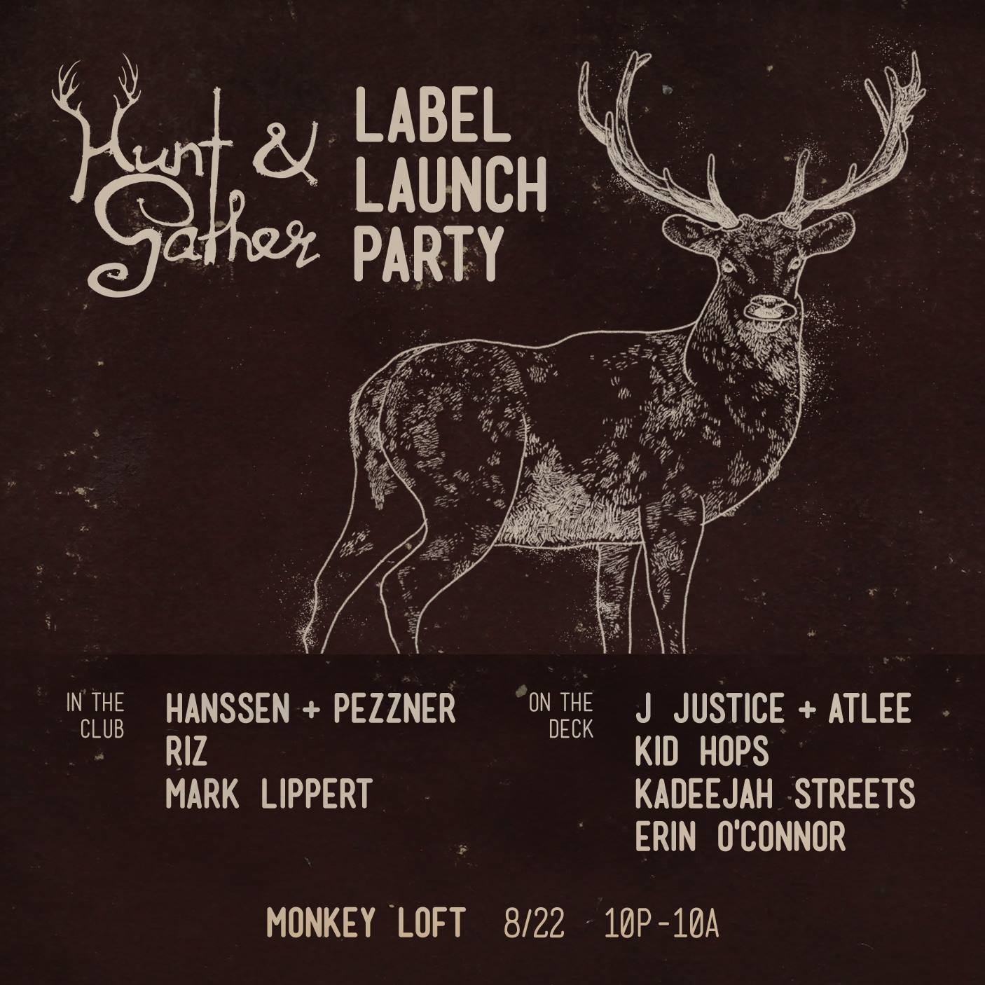 LOCAL SPOTLIGHT:  Pezzner Launches New Label Hunt & Gather!