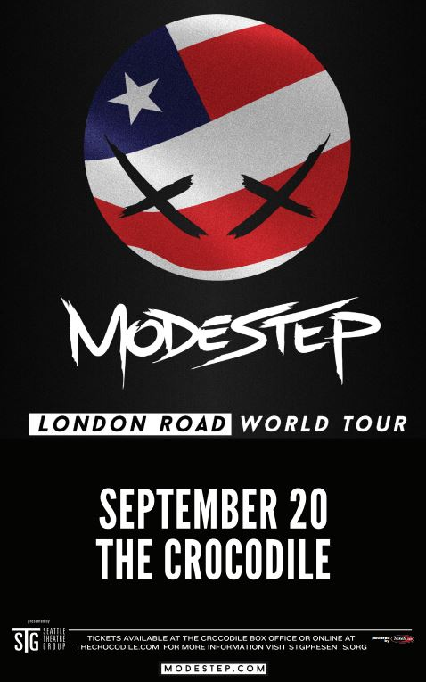 TICKET GIVEAWAY:  Modestep – Live at the Crocodile!