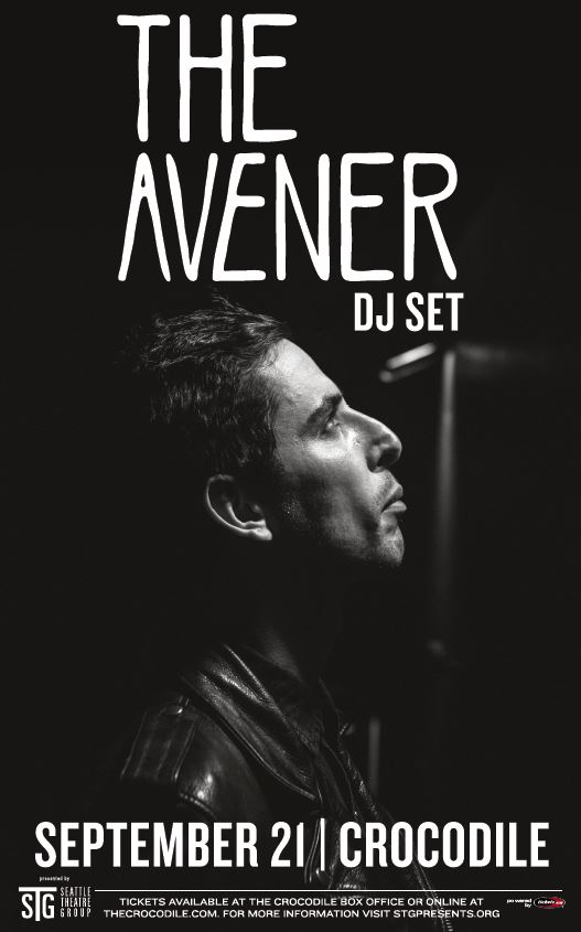 TICKET GIVEAWAY:  The Avener at the Crocodile