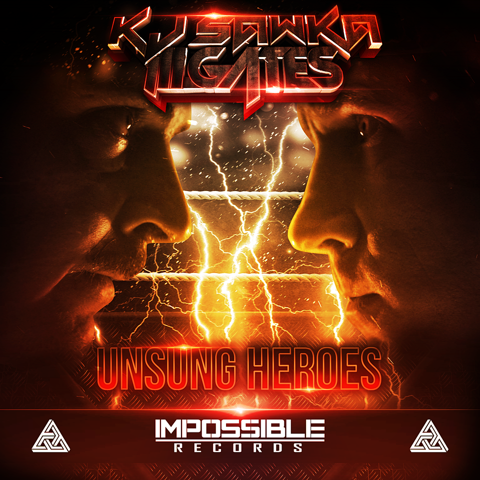FEATURED MUSIC:  KJ Sawka & Ill.Gates:  Unsung Heroes