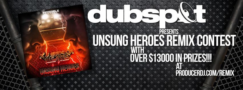 KJ Sawka & Ill Gates: Unsung Heroes Remix Competition!