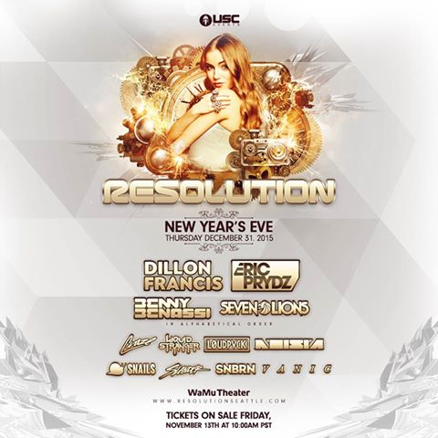 Resolution NYE 2016