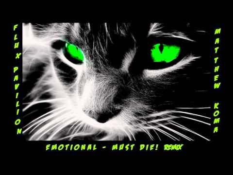 FEATURED MUSIC:  Must Die! remix of Emotional by Flux Pavilion