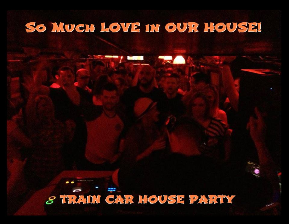 TCHP 5 year anniversary at Orient Express [FREE]