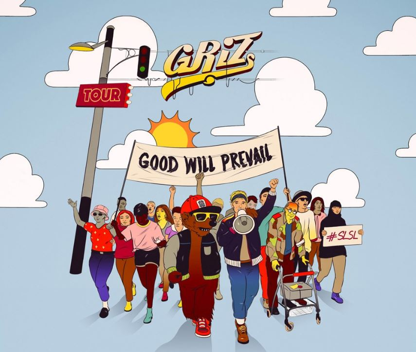 FEATURED MUSIC: Good Times Prevail by GRiZ