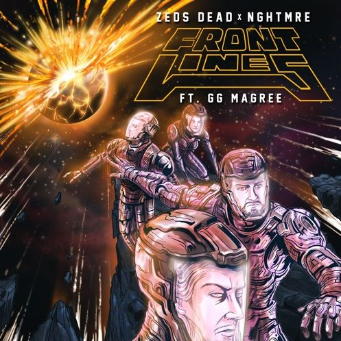 FEATURED MUSIC:  Frontlines by Zeds Dead & NGHTMRE