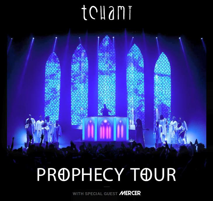 Tchami with Angelz at the Showbox Sodo