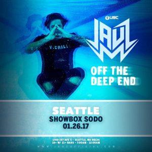 Juaz at the Showbox Sodo @ Showbox Sodo | Seattle | Washington | United States