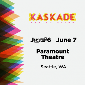 Kaskade at the Paramount [SOLD OUT] @ Paramount Theatre   Seattle   Washington   United States