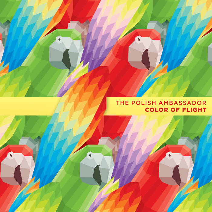 FEATURED MUSIC:  Color of Flight by the Polish Ambassador