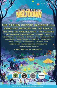 Summer Meltdown Festival 2017 @ Whitehorse Mountain Amphitheater   Darrington   Washington   United States