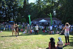 Parke Diem at Volunteer Park [FREE] @ Volunteer Park Amphitheater   Seattle   Washington   United States