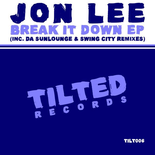 FEATURED LOCAL MUSIC:  Break It Down by Jon Lee