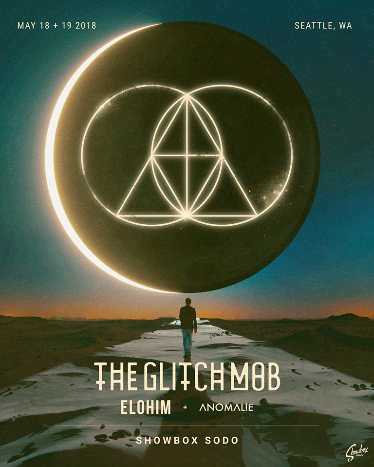 The Glitch Mob – 2nd Show Added!