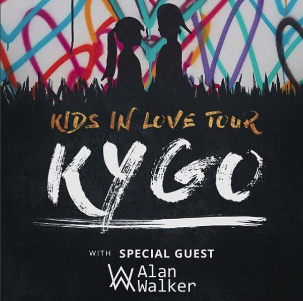 Kygo with Alan Walker