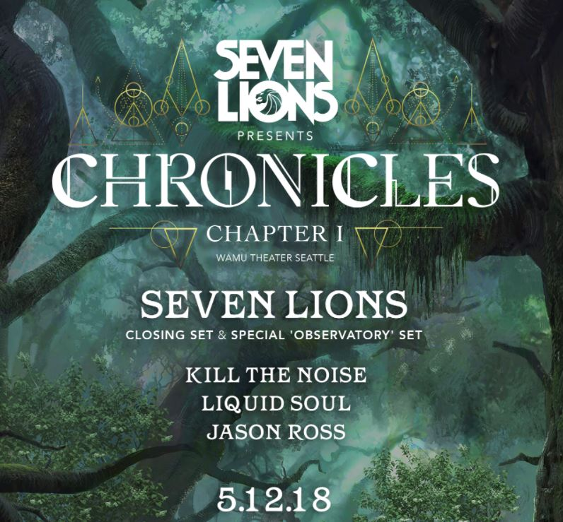Seven Lions with Kill The Noise, Liquid Soul & Jason Ross