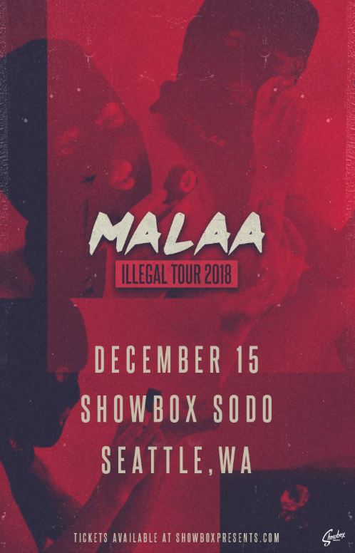 Malaa: Illegal Tour at the Showbox Sodo