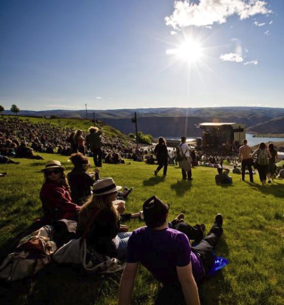 2019 Washington Music Festival Updates