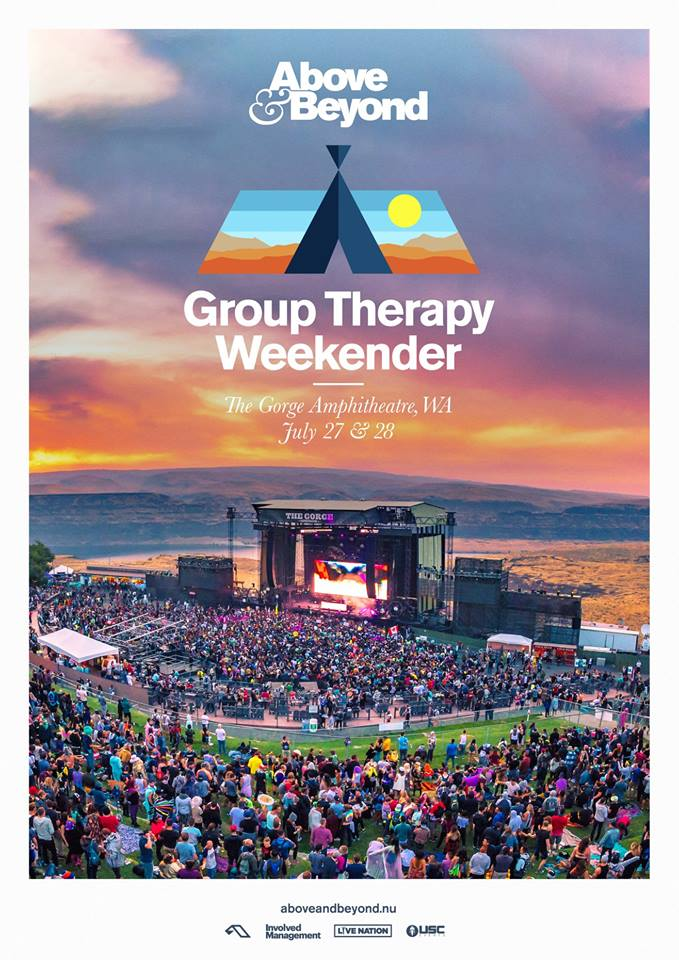 Above & Beyond: Group Therapy Weekender