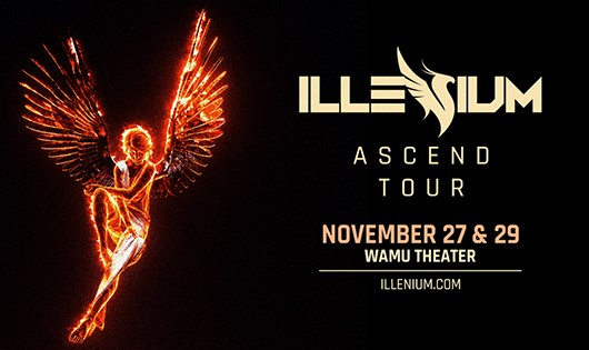 Illenium: Ascend Tour + Throwback Set!