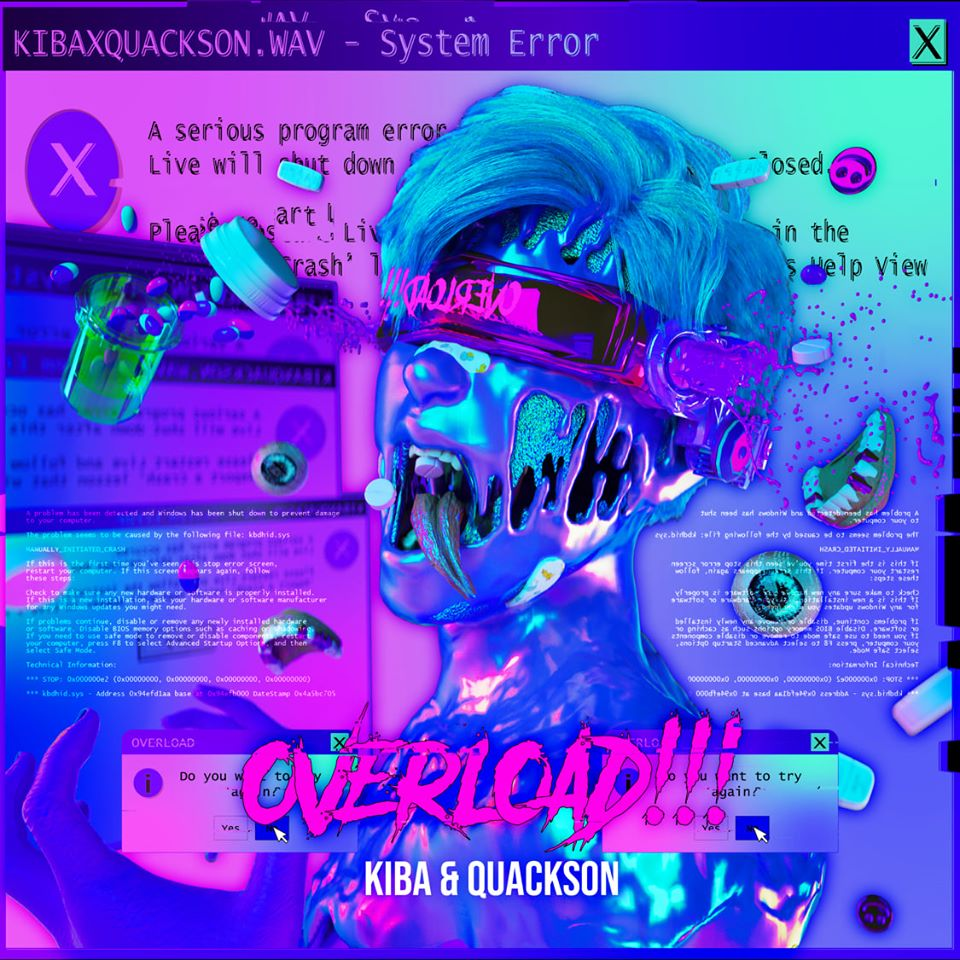 FEATURED LOCAL MUSIC: Overload by Kiba & Quackson