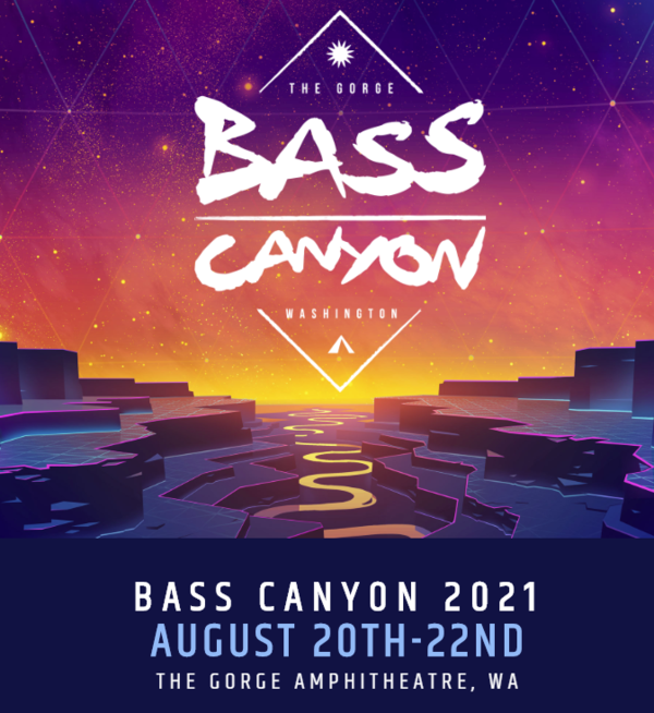 Bass Canyon Festival: Postponed to 2021