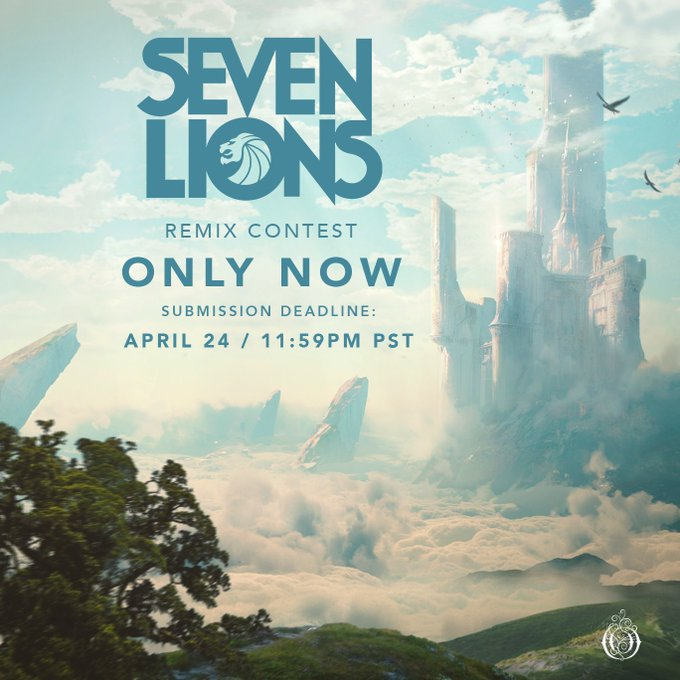 Seven Lions: Only Now Remix Contest