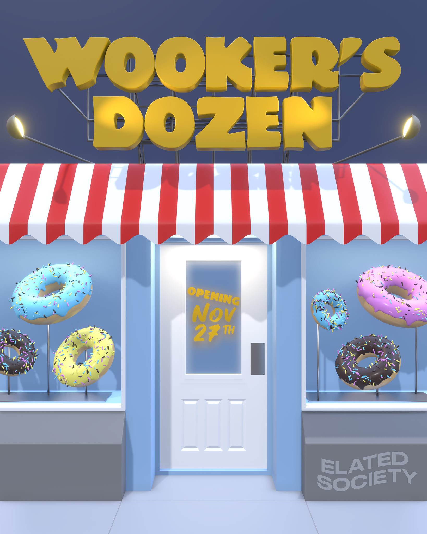 FEATURED LOCAL MUSIC: Wooker's Dozen